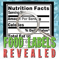 Food Labels Revealed