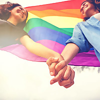 The Rainbow Umbrella Group (Folks who identify as Lesbian)