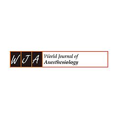 World Journal of Anesthesiology - Baishideng Publishing Group
