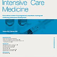 Anaesthesia & Intensive Care Medicine