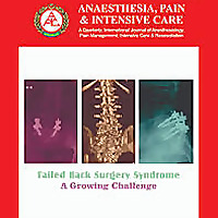 Anaesthesia, Pain & Intensive Care