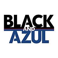 Black and Azul