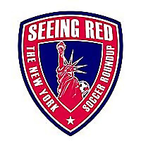 Seeing Red | The NY Soccer Roundup