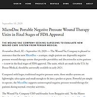 The Wound Vac Company Blog