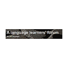 A Language Learners' Forum