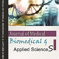 Journal of Medical Biomedical and Applied Sciences
