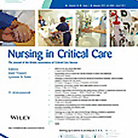 Nursing in Critical Care