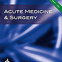 Acute Medicine & Surgery