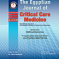 The Egyptian Journal of Critical Care Medicine