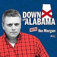 在阿拉巴马和艾克·摩根一起