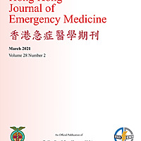 Hong Kong Journal of Emergency Medicine