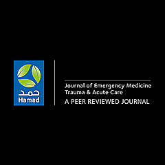 Journal of Emergency Medicine, Trauma and Acute Care: Most Recent Articles