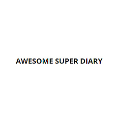 Awesome Super Diary