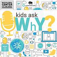 孩子问为什么?