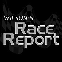 Wilson's Race Report