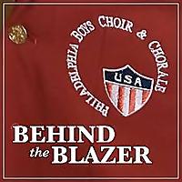 Behind the Blazer