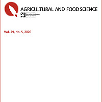 Agricultural and Food Science