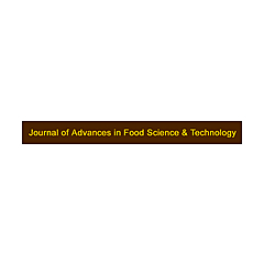 Journal of Advances in Food Science & Technology