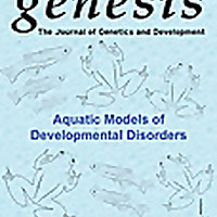 Genesis: The Journal of Genetics and Development