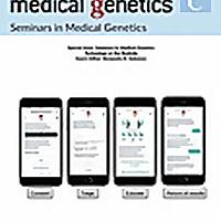 美国医学遗传学杂志C部分:医学遗传学研讨会