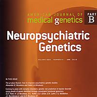 美国医学遗传学杂志B辑:神经精神遗传学