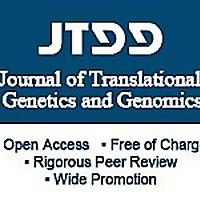 中国平移遗传学和基因组学杂志