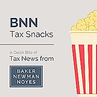 BNN Tax Snacks