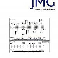 医学遗传学杂志