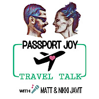Passport Joy Travel Talk