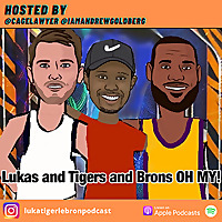 Lukas and Tigers and Brons OH MY!!!