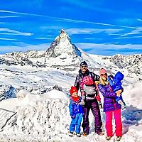 The Family of 5 Switzerland