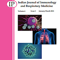Indian Journal of Immunology and Respiratory Medicine