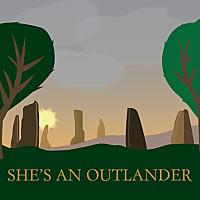 She's an Outlander
