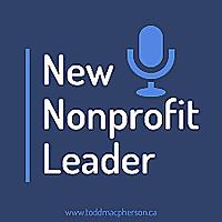 新的非营利组织领导播客