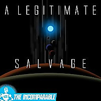 A Legitimate Salvage (The Expanse)