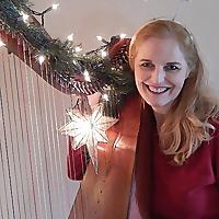 Beth A. Stockdell, Harpist Blog