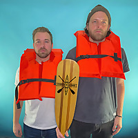 2 Dudes In A Canoe