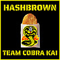 Hashbrown Team Cobra Kai