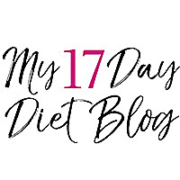 My 17 Day Diet Blog