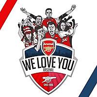 We Love You Arsenal