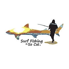 Surf Fishing In So Cal