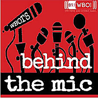 WBOI's Behind The Mic