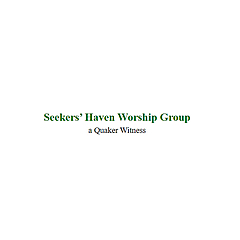 Seekers' Haven Worship Group | A Quaker Witness blog