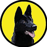 Black German Shepherd Blog