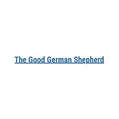 The Good German Shepherd