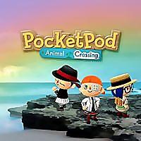PocketPod: Animal Crossing