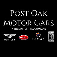 Post Oak Motor Cars » Bentley