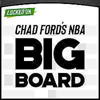 查德·福特的NBA大董事会- NBA选秀播客
