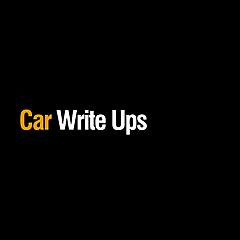 Car Write Ups » Vauxhall