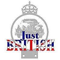 Just British » Vauxhall